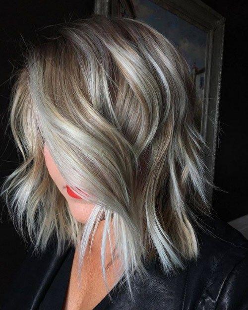 60 Spring Highlight Ideas for Short Hair