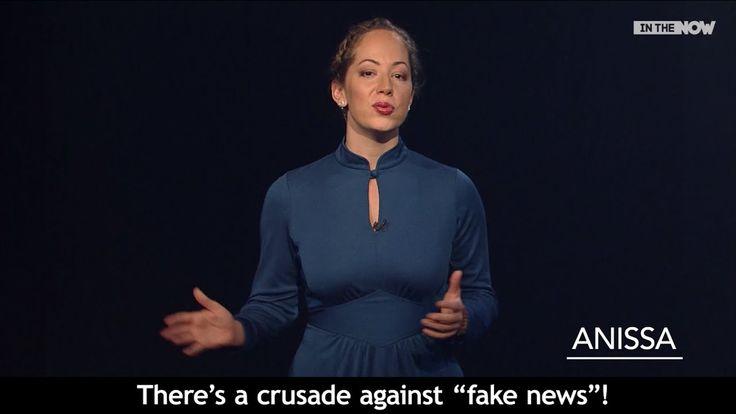 Η Anissa Naouai καταγγέλλει: Γιατί οι «αληθινές» ειδήσεις σας μπορεί να είναι πιο επικίνδυνες από τις «ψευδείς»!