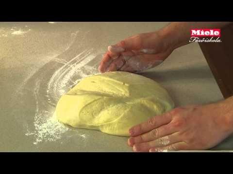 Blundel tészta - Videó Receptek - Konyhai műveletek | Miele Főzőiskola