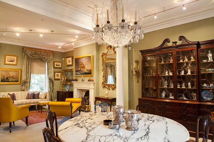 The Johnston Collection, Fairhall Exhibition House | Open House Melbourne 2016