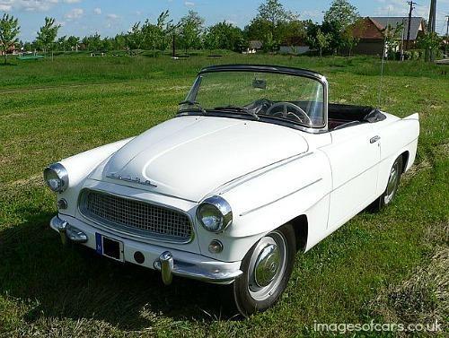 1962 Skoda Felicia
