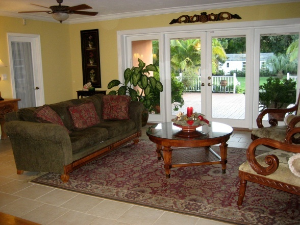 Florida Room British Colonial West Indies