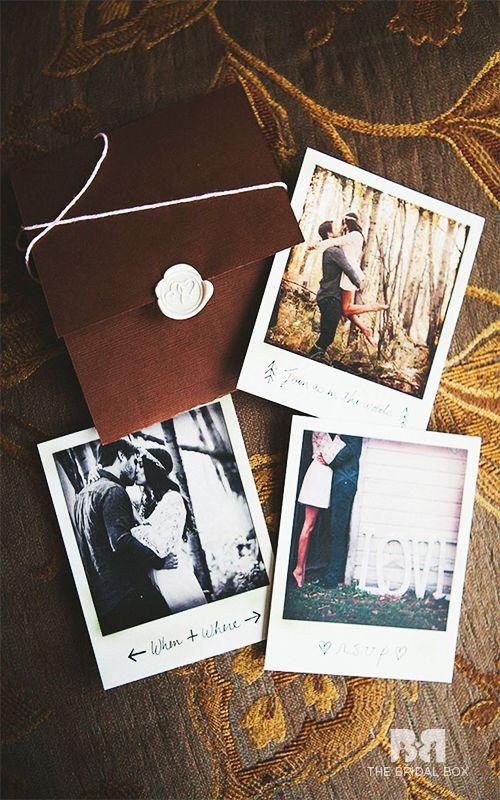 10 Engagement Invitation Cards Ideas for the Awesome Couple  #invitations #weddingideas