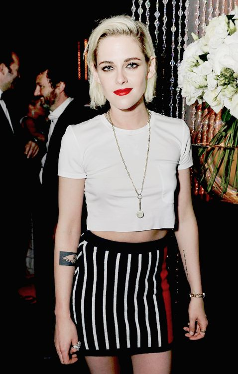 Kristen Stewart at Opening Gala Dinner at The 69th Annual Cannes Film Festival