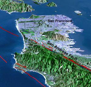 San Andreas Fault Earthquake Prediction   san andreas fault earthquake prediction : gartak