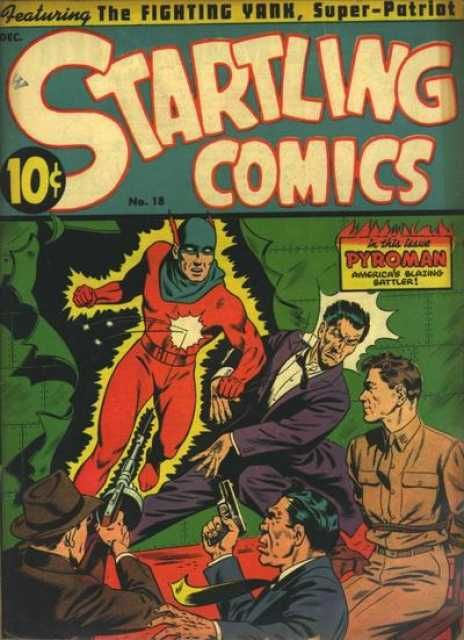Startling Comics (Volume) - Comic Vine