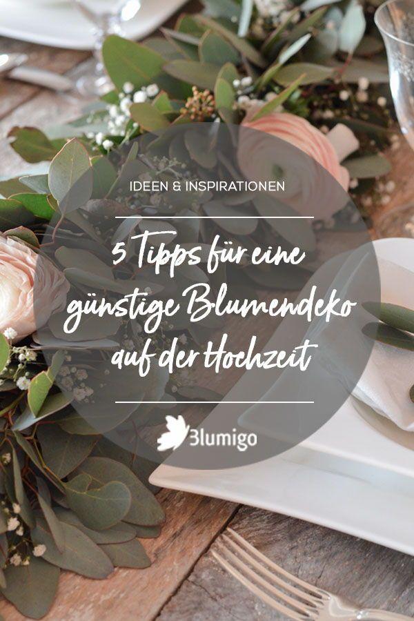 5 tips voor een goedkope bloemdecoratie op de bruiloft om zelf te maken, zonder een …  – Hochzeit – Rosa