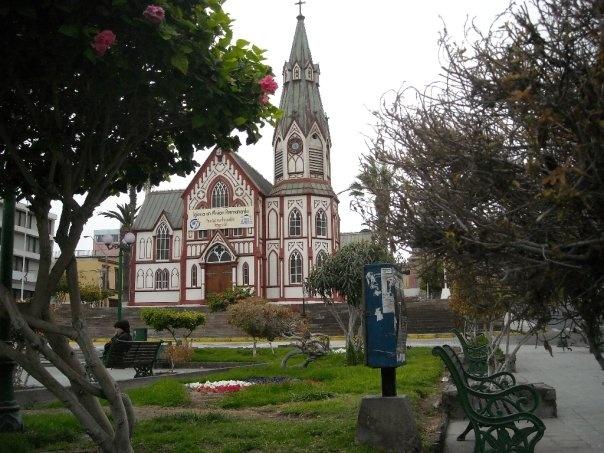 Iglesia, Arica