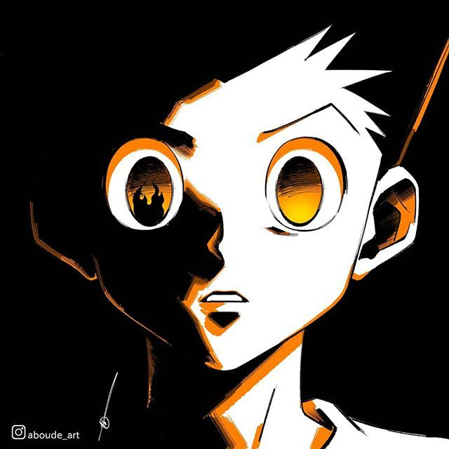 Aesthetic Anime Illustrator Sur Instagram I Don T Care If This Is The End Gon Freecss لم أعد أهتم إذا In 2020 Hunter Anime Manga Anime One Piece Art
