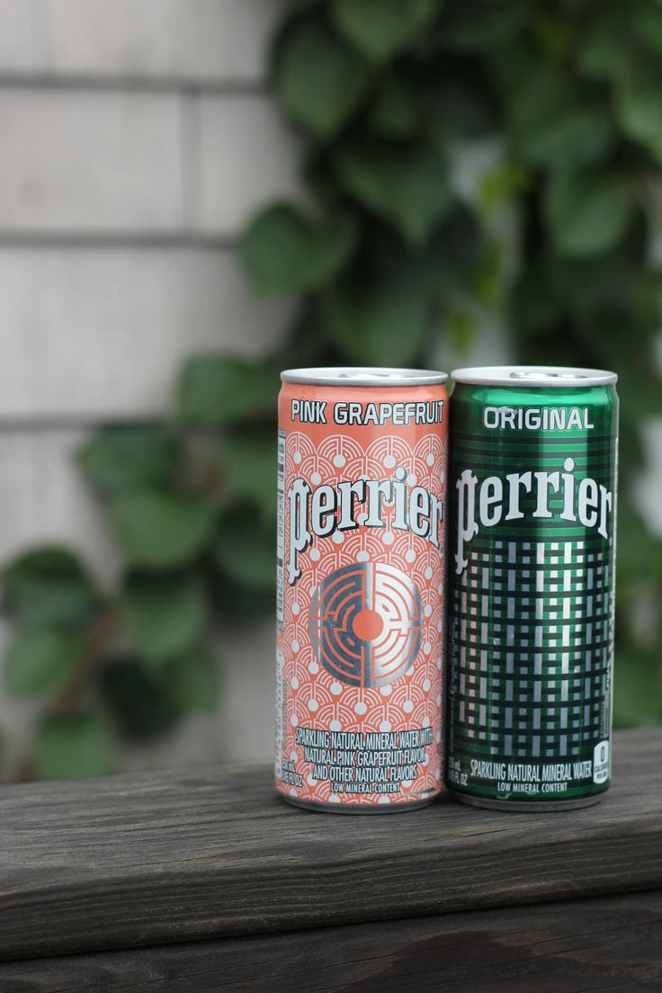 They go together like... Perrier + Perrier equals a serious kind of love. Especially in the limited edition street art look.  Click through for more street art by Perrier.