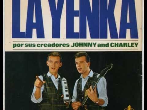 LA YENKA - Johnny and Charley. La bailaba con las chicas q trabajaban en casa