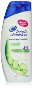 Head & Shoulders Green Apple 2-In-1 Dandruff Shampoo And Conditioner 23.7 Fl Oz (packaging may vary) - See more at: http://supremehealthydiets.com/category/beauty/hair-care/shampoos/#sthash.OY0sXuys.dpuf
