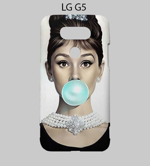 Audrey Hepburn LG G5 Case Cover