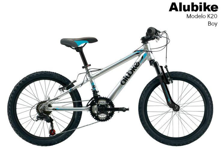 Bicicleta Alubike Modelo K20 Niño  www.alubike.com.mx  #Bikes #bicicletas #Alubike #niño