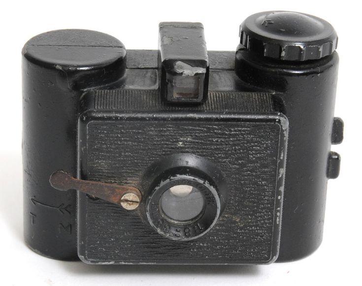 Vintage Sida miniature black camera w/ Sida-Optik 8/35mm | Foto & Camcorder, Sonstige | eBay!