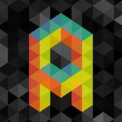 CW Music app...nice geometric icon