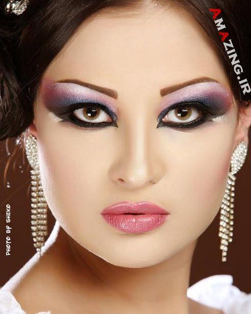 Maquiagem de noiva Modelo, composição do casamento