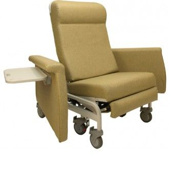 Swingaway Arm Bariatric Clinical Recliner | 1800wheelchair.com  sc 1 st  Pinterest & 23 best Geri Chairs images on Pinterest | Recliners Barber chair ... islam-shia.org