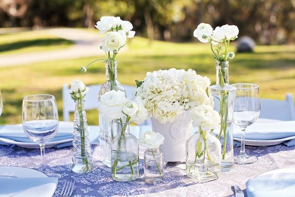104 best ideas para decorar mesas images on pinterest - Ideas para decorar un jardin ...