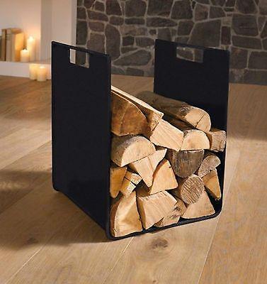 Kaminholzkorb Classic, Metall Holzkorb, edles modernes Design in Möbel & Wohnen, Kamine & Kaminzubehör, Sonstige | eBay