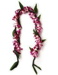 Fresh Hawaiian Orchid Leis & Loose Orchid Blooms