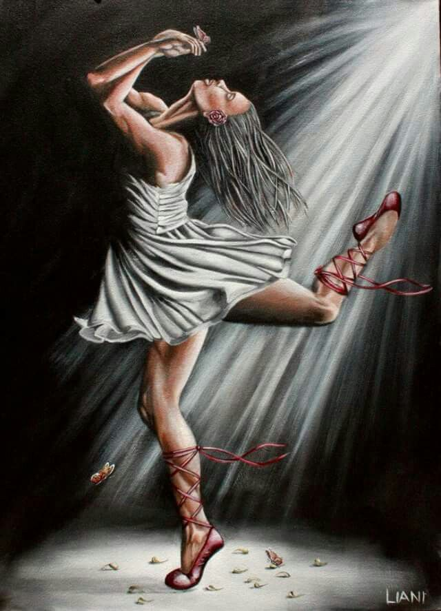 Dance in the light of the Lord