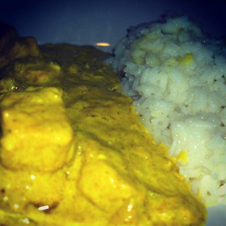 Chicken Curry! #slimmingworld