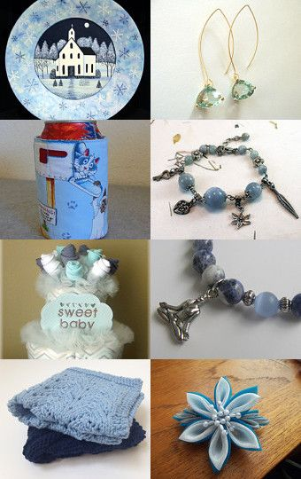 Color of Blue by Terry on Etsy--Pinned with TreasuryPin.com