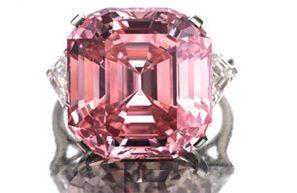 25 Carat Pink Diamond Fancy Lovely Things Pinterest