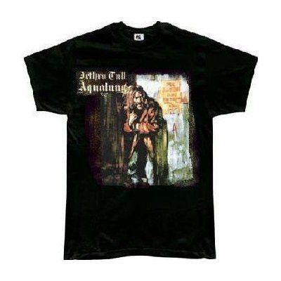 Jethro Tull Aqualung Album Cover T-shirt