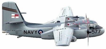 Grumman CS2F-2 Tracker