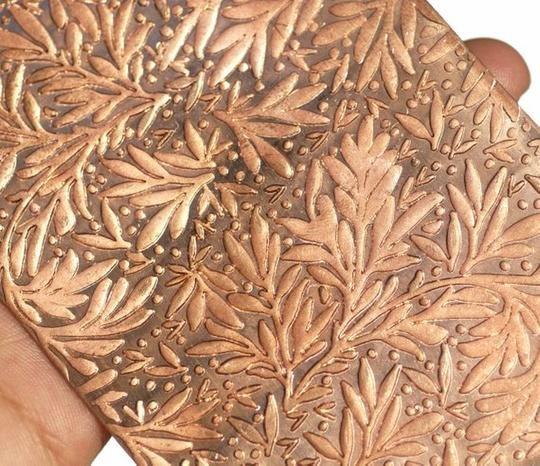 Lotus Textured Sheet Metal Metal Sheet Sheet Metal Art Leaf Texture