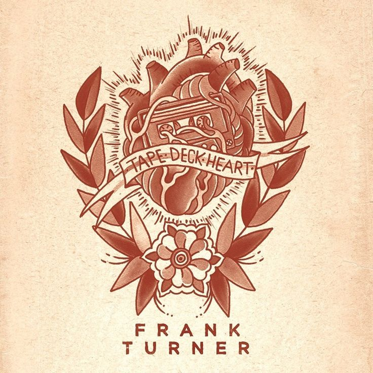 Frank Turner Tape Deck Heart on LP Following a year that saw a headline sold-out Wembley Arena show and a performance at the London Olympics Opening Ceremony, English singer-songwriter Frank Turner wi