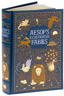 Aesop's Illustrated Fables (Barnes & Noble Leatherbound Classics) - Barnesandnoble.com