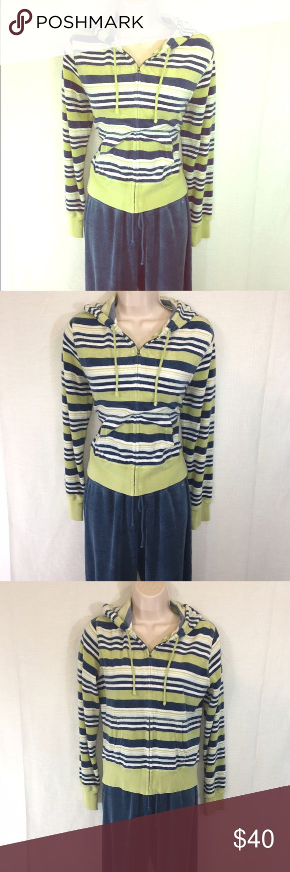 Selling this American Eagle Outfitters Jogging Suit-M on Poshmark! My username is: claudiamae16. #shopmycloset #poshmark #fashion #shopping #style #forsale #American Eagle Outfitters #Jackets & Blazers