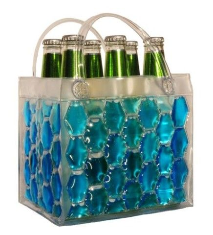 Chill It Freezable Gourmet Drink Tote Bag | Gifts Under $25