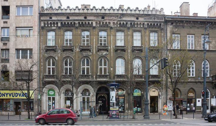Ismeretlen Budapest: a griffek által őrzött Unger-ház | 24.hu
