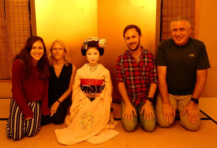 Special night with maiko (September 26, 2017)