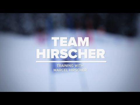 Team Hirscher - Training with Marcel Hirscher - YouTube