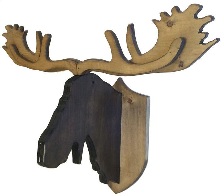 #CC001 Moose Head
