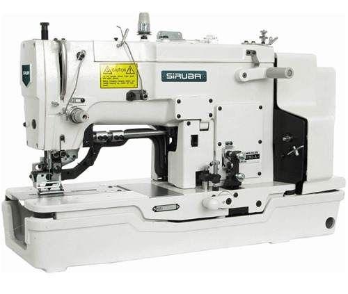 maquina de coser ojal marca siruba nueva completa gratis