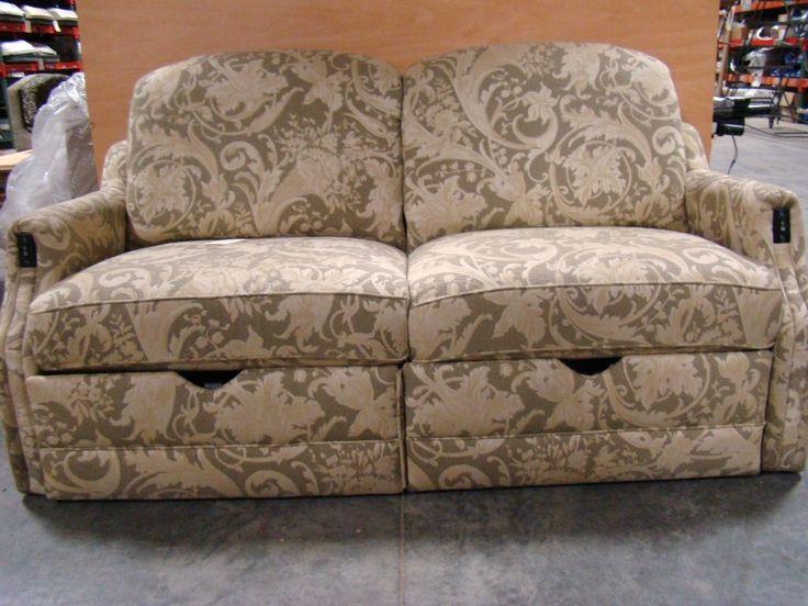 Used Rv Motorhome Furniture Jack Knife Sofa Electric