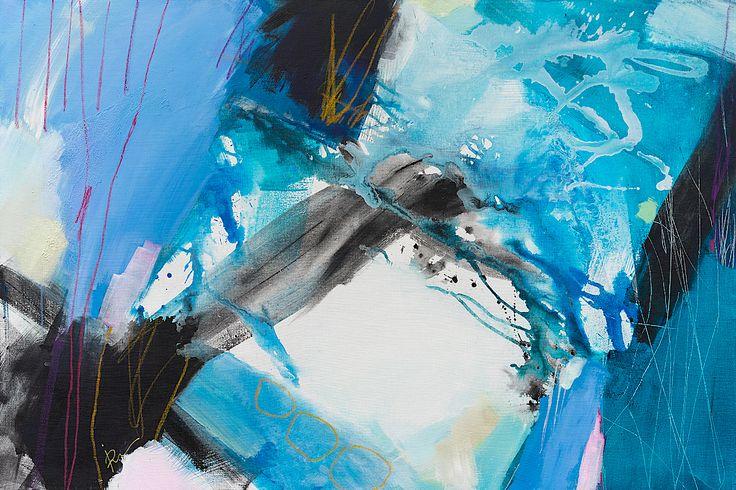 Blue flow-2