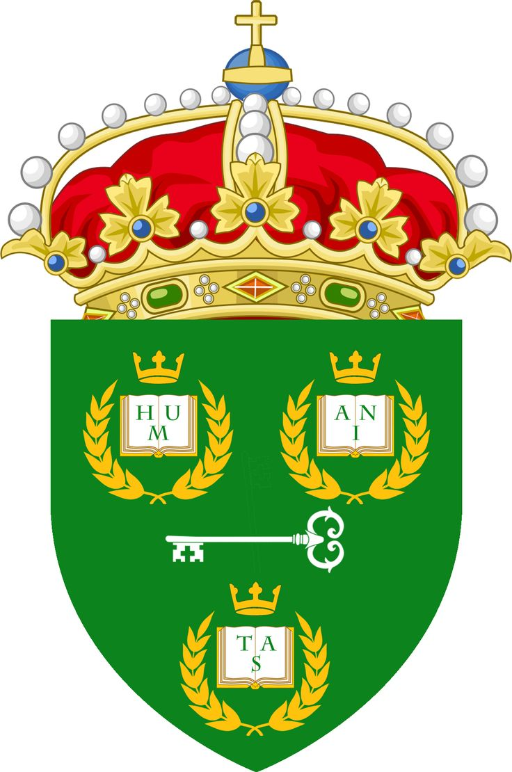 Coat of Arms of the Lorenzburg University of the Humanities and Intellectual Freedom
