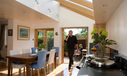 Side Return Kitchen Extension - Architect Your Home