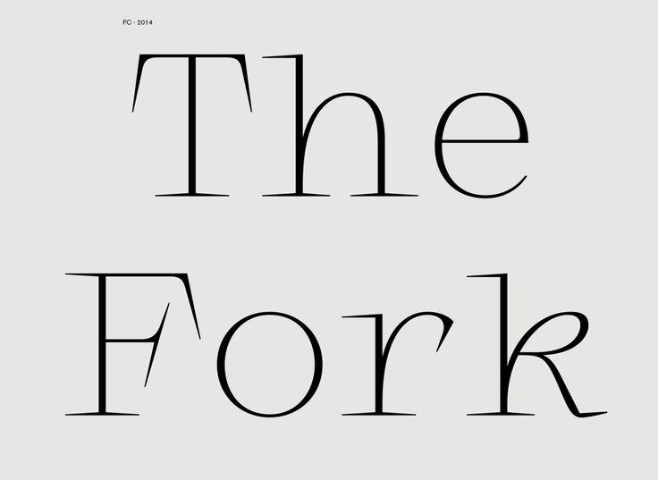 Fork En cours © Fabien Coupas — 2014