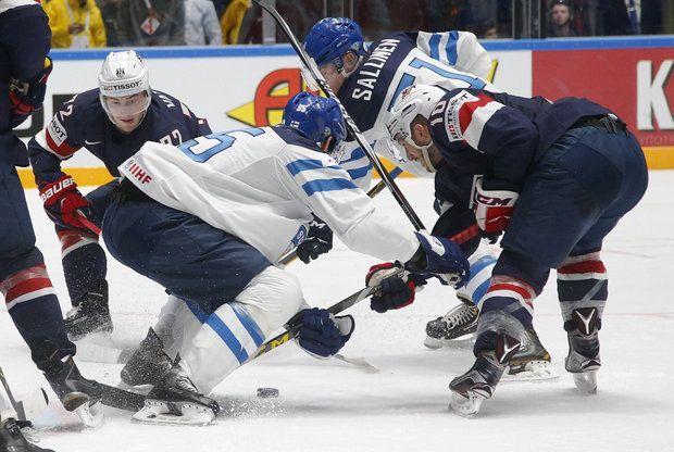 USA Vs Finland Republic Quarterfinals