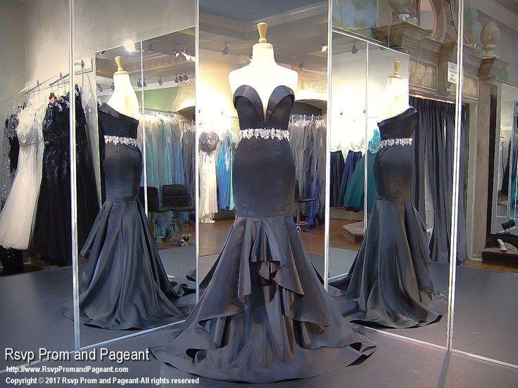 226 best BLACK Dresses images on Pinterest | Pageant dresses ...