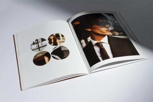 Dress Me Catalogue by Sérgio Gaspar, via Behance