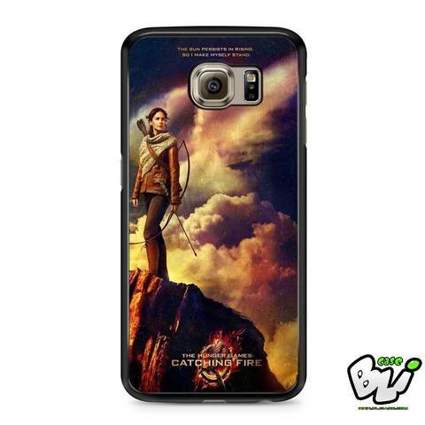 Hunger Games Samsung Galaxy S6 Case